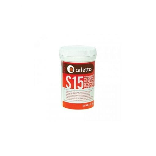Cafetto S15 Espresso Coffee Machine Cleaning Tablets 60 tablets