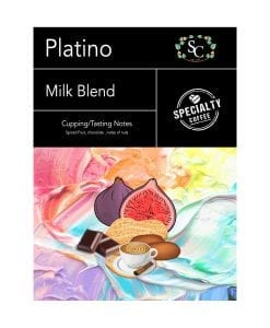 Platino Blend Coffee Beans