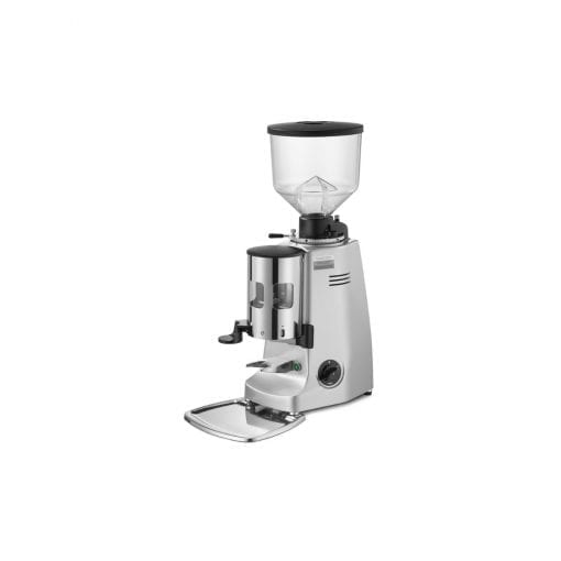 Mazzer Major V Automatic Coffee Grinder Silver