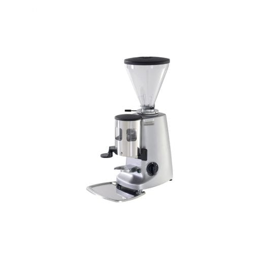 Mazzer Super Jolly Automatic Coffee Grinder Silver