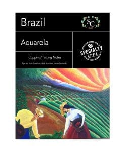 Brazil Aquarela Single Origin Coffee