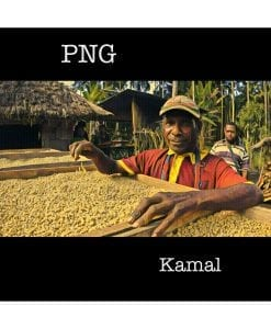 PNG Kamal Green Coffee Beans