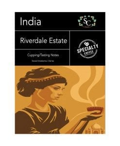 India Riverdale Estate Single Origin Coffee