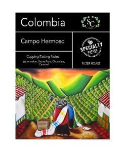 Colombia Campo Filter